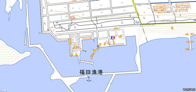 福田港650